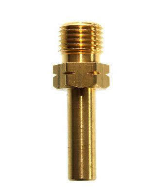 Adapter 1/4 Rohr (Adapter Rohrstutzen 8mm auf 1/4