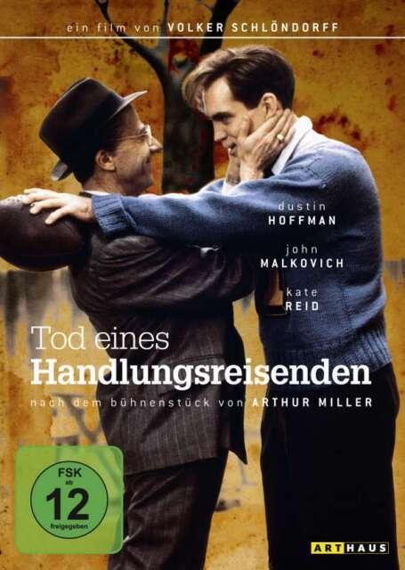 Tod eines Handlungsreisenden - Dustin Hoffman - John Malkovich - DVD