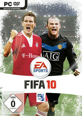 FIFA 10 Pc DVD for sale  Shipping to Nigeria