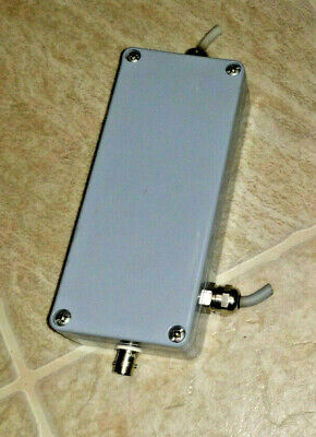 Promess 1904100340 Preamp Pre-amp Charge Amplifier 3267.1