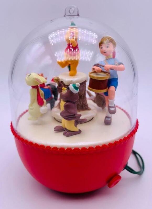 1994 Winnie The Pooh Parade Hallmark Ornament NO BOX