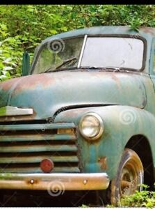 Vintage Truck Shell