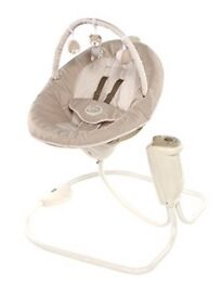Graco Benny and Bell Snuggle Swing for baby