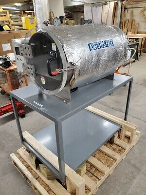 Custom Laco Stainless Vacuum Drying Oven Chamber 36 X 17 Tested Wcart 133l