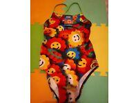 Brand new zoggs swimming costume
