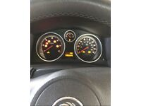 Vauxhall Zafira 1.7 diesel Isuzu engine