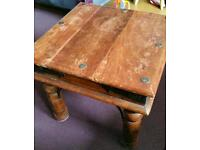 Small side table/ lamp table
