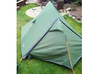 Vango 2 man blade 2000 tent excellent condition