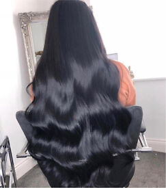 RUSSIAN HAIR LA WEAVE KERATIN MICRO EASILOCKS NANO MOBILE EXTENSIONS DOUBLE DRAWN