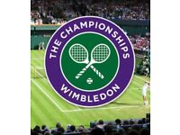 Ticket to Wimbledon Semi-Finals