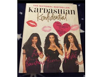 Kardashian Konfidential book (can post)