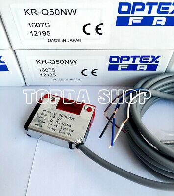 1pc For Opex Optex Photoelectric Switch Kr-250n Kr-q50n Kr-q50nw