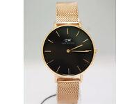 Brand New Daniel Wellington Petite Women's Watch gold