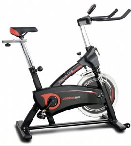 Brand New Jkexer Home Pro Spin Bike- 18kg Flywheel/Monitor