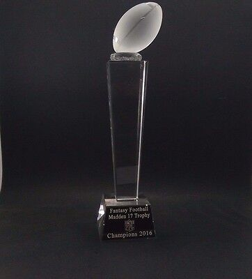 Mug A Keeper for The Winner!!! Championship Fantasy Football Trophy 25 oz