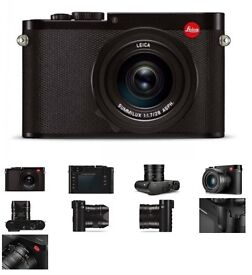 Leica Q (Typ 116) camera for sale.