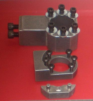 For Grizzly G0704 Mill Xyz Axis Ballnut Mounts Needed For Cnc Conversion