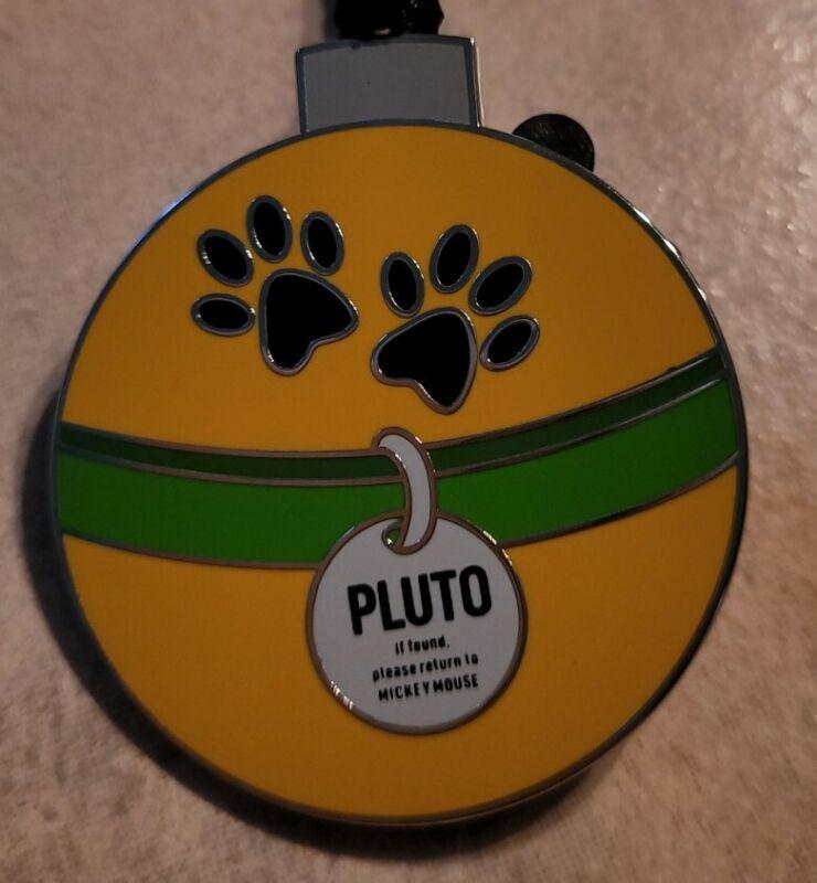 Disney Parks 2020 Advent Calendar Christmas Ornament PLUTO LR Single Pin