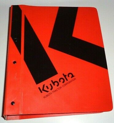 Kubota T1570a T1670a T1770a T1870a Lawn Garden Tractor Workshop Service Manual
