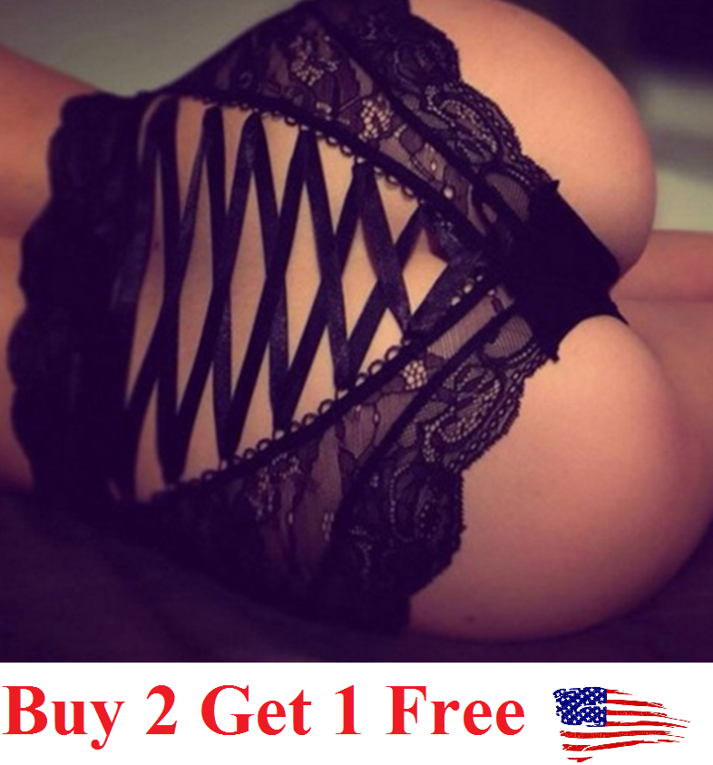 Sexy Women Lace Thong belly waist trainer Panties Lingerie Underwear  corset Clothing, Shoes & Accessories