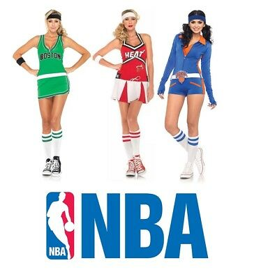 Nba Halloween Costumes (Sexy NBA Various Team Halloween)
