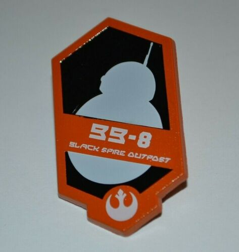 Disney BB-8 Star Wars Rise Of The Resistance Mystery Pin Galaxy