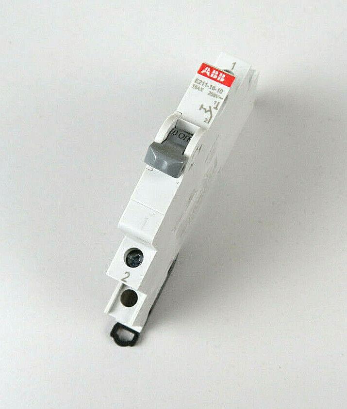 Lastschalter Ausschalter Installationsschalter 1-polig 16A   ABB Hutschiene