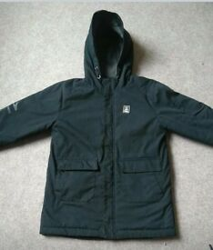 Boys 8/9henleys coat