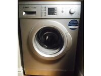 7KG BOSCH SILVER EDITION VAIRO PERFECT WASHING MACHINE NEW MODEL (4 months warranty)