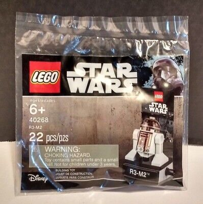 LEGO Star Wars - Rogue One R3-M2 Polybag (40268) NEW SEALED
