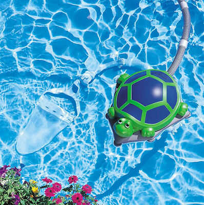 Polaris 65 Turbo Turtle Automatic Above Ground Swimming Pool Cleaner 6-130-0T