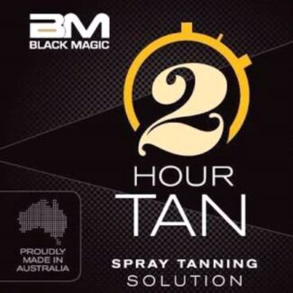 Black magic spray tans! Flinders View Ipswich City Preview