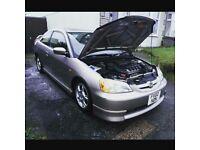 Rare Honda Civic Em2