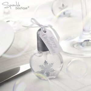 Shimmering-Snowflake-Bubbles-x-6-Christmas-Party-or-Winter-Wedding-Favours