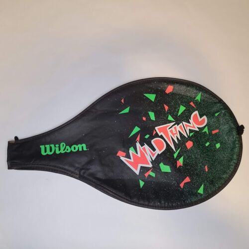 Wilson Wild Thing Neon Racket Cover