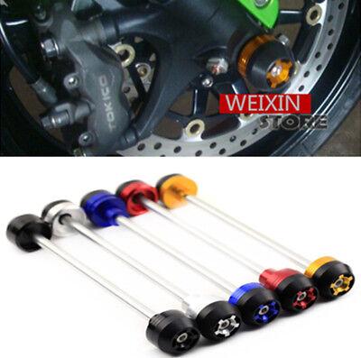 HONDA CBR600F CBR600RR/900 CBR650F CBR1000RR Front Wheel Fork Slider Protector
