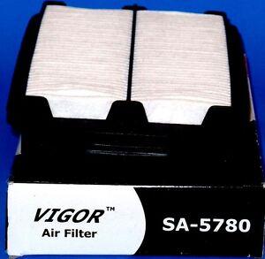 a45780 17220 rza 000 engine air filter fits honda cr v. Black Bedroom Furniture Sets. Home Design Ideas