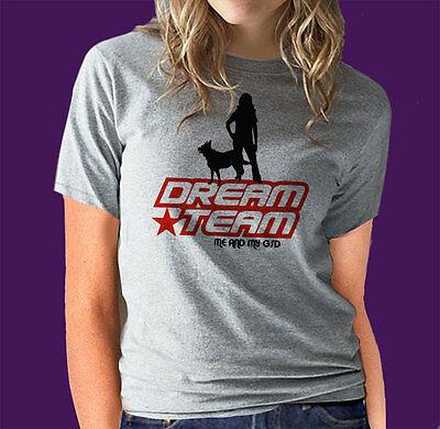 Berger allemand dream Équipe chien obéissance htm rallye o agility t-shirt idéal