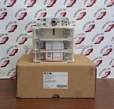 New Eaton R9l3200fj Fusible Rotary Disconnect - 200a J 600vac