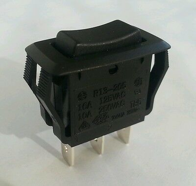 New Momentary On-off-on Spdt Rocker Switch Ships From Usa Free Air Ride