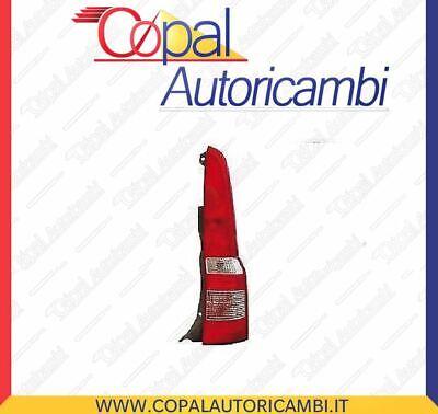 FANALINO FANALE STOP POSTERIORE DESTRO DX FIAT PANDA 2003 AL 2012 CORPO NERO