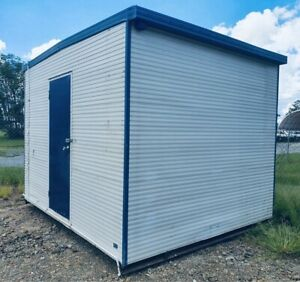 3.6x3 site shed donga office