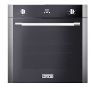 """Oven Stainless Steel 240V Magic Chef MCSWOE24S 24""""  Single W"""