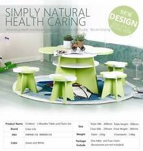 Financial year sale only $99 Children's 1 table and 4 chairs set Melbourne Region Preview