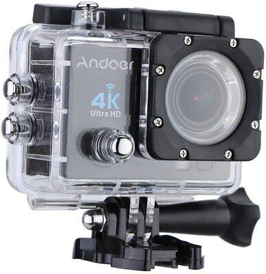 Telecamera Ultra HD WIFI 4K Sports Action Camera Subaquea GOPRO HD1080P Andoer
