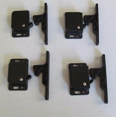 4 Grabber Catches 10 LB Cabinet Push to Close Latch RV Boat Hardware SALE