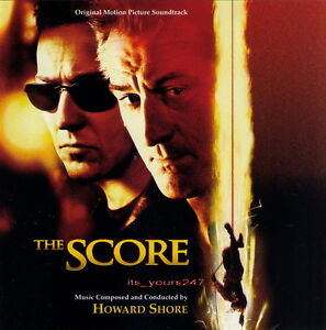 The-score-Original-Soundtrack-2001-Howard-Shore-CD