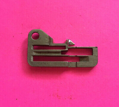 Used A-70-26-merrow-needle Plate-for Sewing Machines-free Shipping