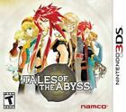 Tales of the Abyss Nintendo 3DS Video Games