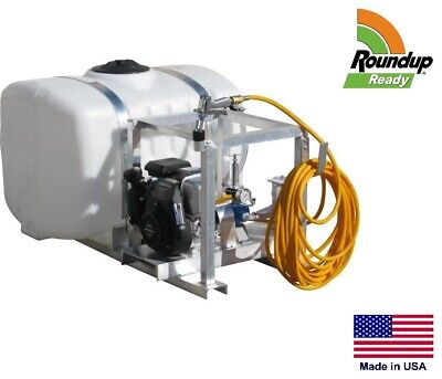 Sprayer Commercial - Skid Mounted - 7 Gpm - 100 Gallon Tank - Roundup Ready